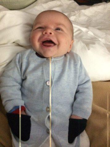 Evan baby photo